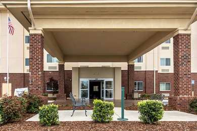 Sleep Inn & Suites University Huntsville