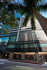 JW Marriott Marquis Hotel Miami
