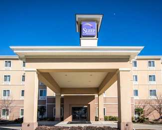 Sleep Inn & Suites Medical Center Shreveport