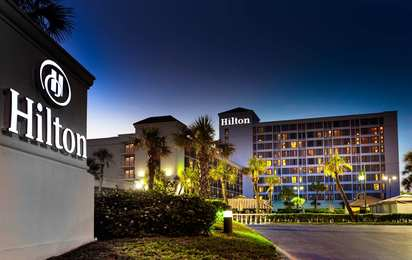 Hilton Island Resort Hotel Galveston