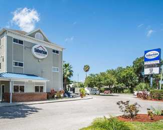 Suburban Extended Stay Hotel Tampa Airport