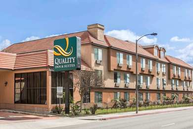 Quality Inn & Suites Bell Gardens