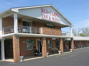Red Carpet Inn & Suites Palmyra