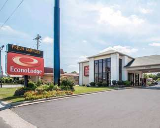 Econo Lodge East Springfield