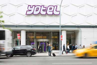 Yotel Hotel at Times Square West New York City