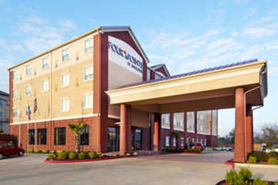 Four Points by Sheraton Hotel Hobby Airport Houston