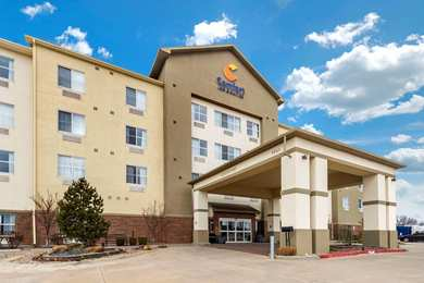 Comfort Inn & Suites Airport Oklahoma City