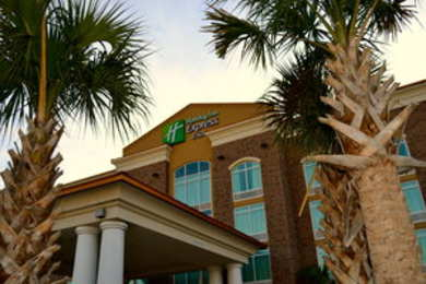 Holiday Inn Express Hotel & Suites Airport N. Chas