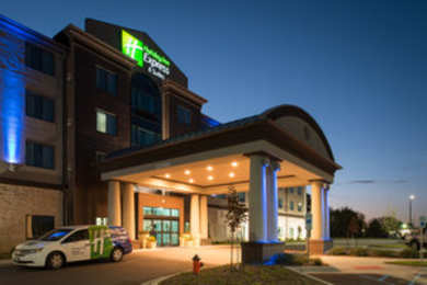 Holiday Inn Express Hotel & Suites Airport KC