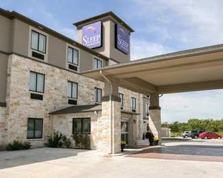 Sleep Inn & Suites North Austin
