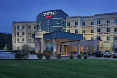 Courtyard by Marriott Hotel Coatesville