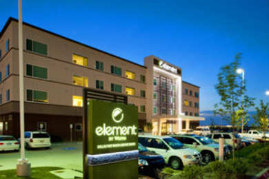 Element Hotel DFW Airport North Irving