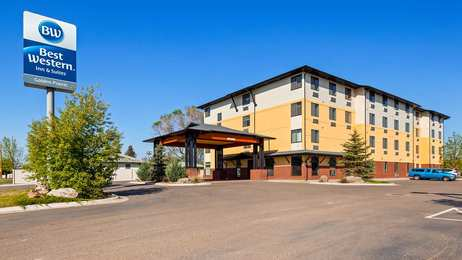 Best Western Golden Prairie Inn & Suites Sidney