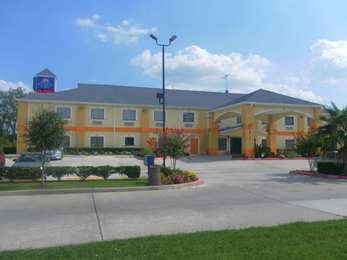 Americas Best Value Inn & Suites Bush Airport Humble