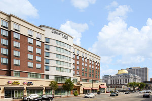 Courtyard by Marriott Hotel Downtown Newark