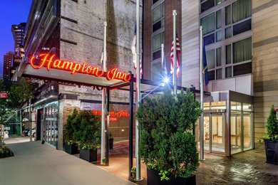 Hampton Inn United Nations New York City