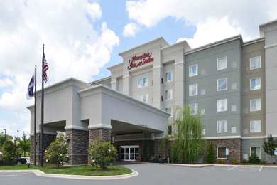 Hampton Inn & Suites by Hilton Coliseum Greensboro