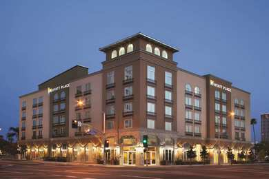 Hyatt Place Hotel Downtown Riverside
