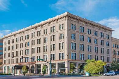 Wyndham Grand Mining Exchange Hotel Colorado Springs
