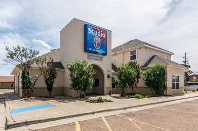 Studio 6 Extended Stay Hotel Lubbock