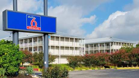 Studio 6 Extended Stay Hotel Lackland San Antonio