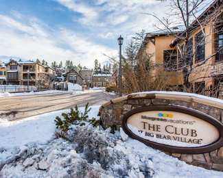 Club at Big Bear Village Big Bear Lake