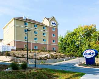 Suburban Extended Stay Hotel Stafford