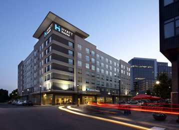 Hyatt House Hotel North Hill Raleigh