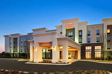 Hampton Inn & Suites Research Park Area Huntsville