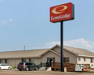 Econo Lodge Jamestown