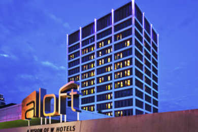 Aloft Hotel Downtown Tulsa