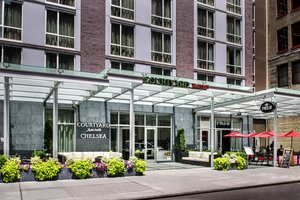 Courtyard by Marriott Hotel Chelsea New York City