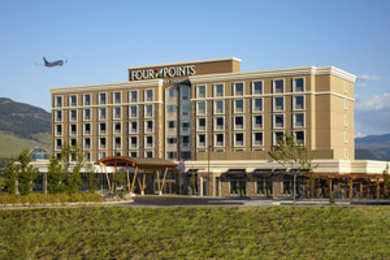 Four Points By Sheraton Hotel Airport Kelowna