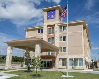 Sleep Inn & Suites Northeast Austin
