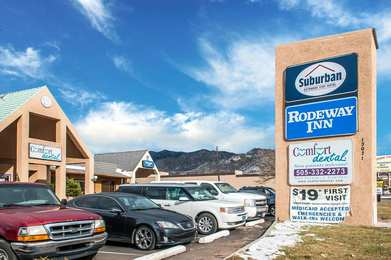 Suburban Extended Stay Hotel East Albuquerque