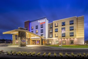 Fairfield Inn & Suites by Marriott Airport Sioux Falls