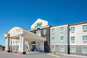 Holiday Inn Express Hotel & Suites Monahans