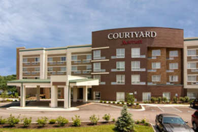 Courtyard by Marriott Hotel Bridgeport