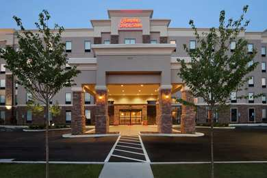 Hampton Inn & Suites Valley View Mall Roanoke