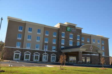Holiday Inn Express Hotel & Suites North Albany