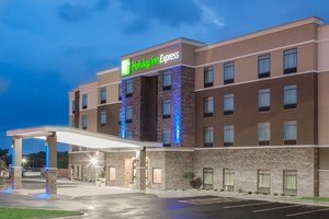 Holiday Inn Express Hotel & Suites Quad City Moline