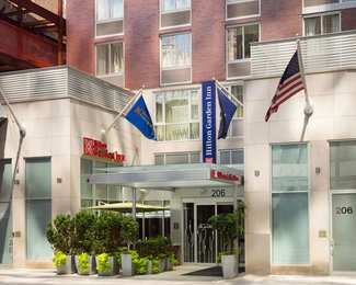 Hilton Garden Inn United Nations New York City