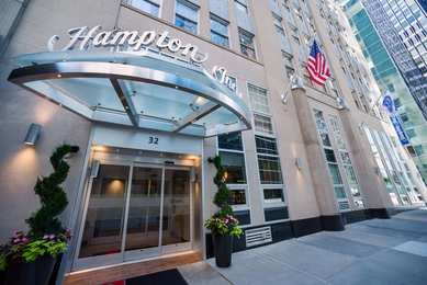 Hampton Inn Financial District New York City