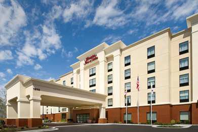 Hampton Inn Woodlawn Windsor Mill