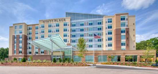 Hyatt Place Hotel Southpoint Durham