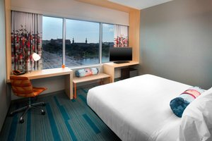 Aloft Hotel Downtown Tampa