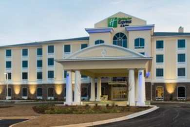 Holiday Inn Express Hotel & Suites Whiskey Road Aiken