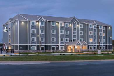 Microtel Inn & Suites by Wyndham Georgetown