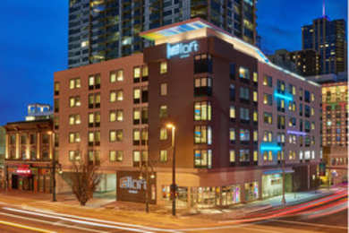 Aloft Hotel Downtown Denver