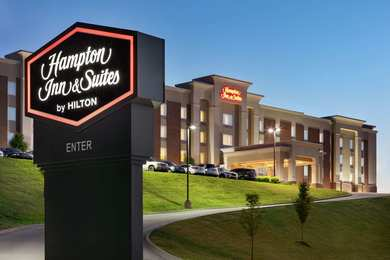Hampton Inn & Suites Downtown Parkersburg